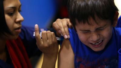 Departamento de Salud de Nueva Jersey urge a la comunidad a vacunarse contra la influenza