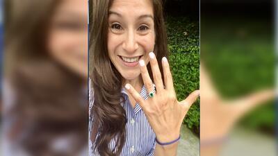 Mujer asesinada cuando corría en Washington será enterrada con su vestido de novia