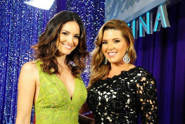 Ambas ex Miss Universo tendrán a su cargo el entrenamiento del gr...