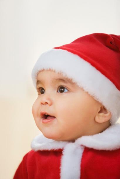 Trajes según la temperatura. Si hace frío, un disfraz de Santa Claus pue...