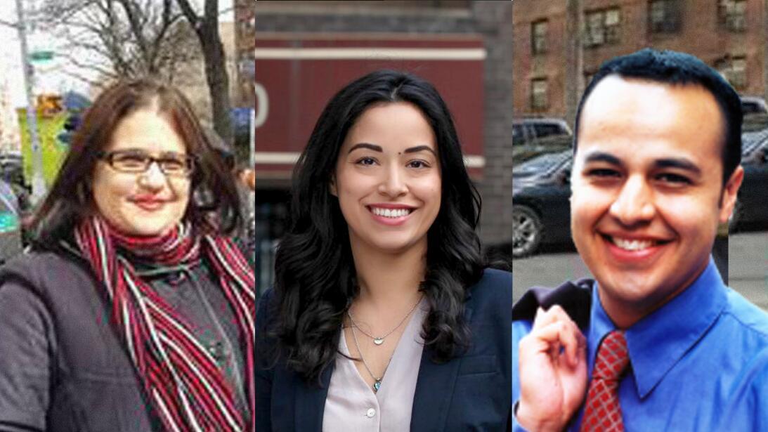 Francisco Moya, Diana Ayala y Carolina Rivera serán nuevos miembros lati...