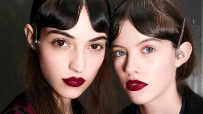 Tendencias de maquillaje para llevar el próximo otoño e invierno