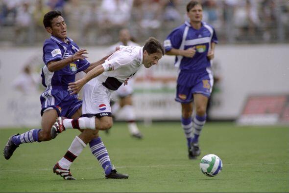 En la edición de 1998 la MLS probó su primera variante en estos encuentr...