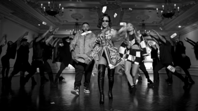 "Jennifer Lopez drops ""Dinero"" music video with Cardi B"