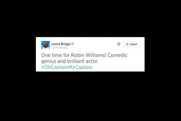 Lance Briggs.