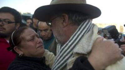Menos de 24 horas después de reportar la desaparición de José Trinidad d...