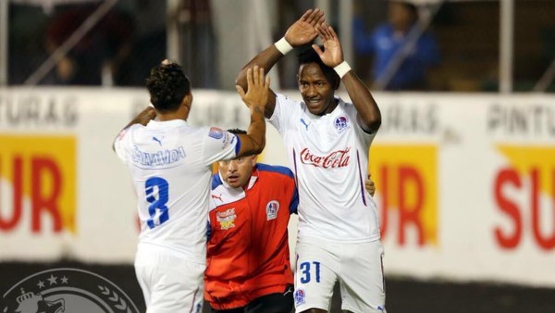 Motagua vs Olimpia se juegan el pase semifinal para la vuelta