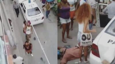 Denuncian represión contra artistas cubanos que se manifestaban pacíficamente contra el Decreto 349