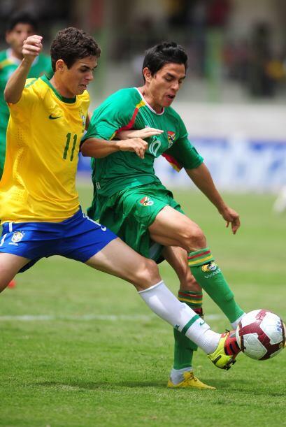 Con un gol de contragolpe de Darwin Ríos, Bolivia dio la sorpresa en el...