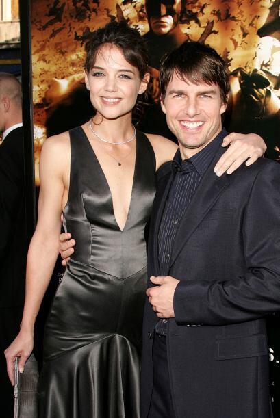 Fue a casi seis años de matrimonio cuando Katie Holmes y Tom Cruise pusi...