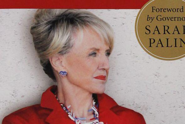 """La gobernadora publicó recientemente un libro llamado """"Scorpions for Bre..."""