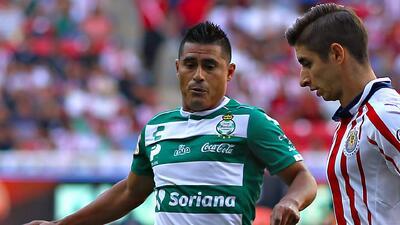 Osvaldo Martínez destacó la unión de grupo que mostró Santos