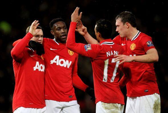El Manchester United despachó al Wolverhampton con una goleada me...