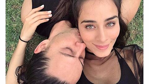 Alfredo Gatica anuncia su ruptura sentimental con Esmeralda Pimentel