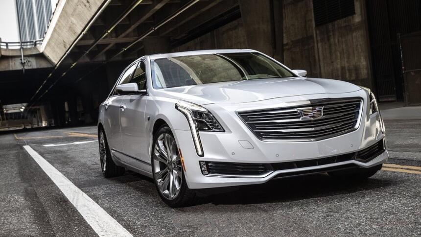 Conoce cuales son los 10 autos más estadounidenses del mercado actual Ca...
