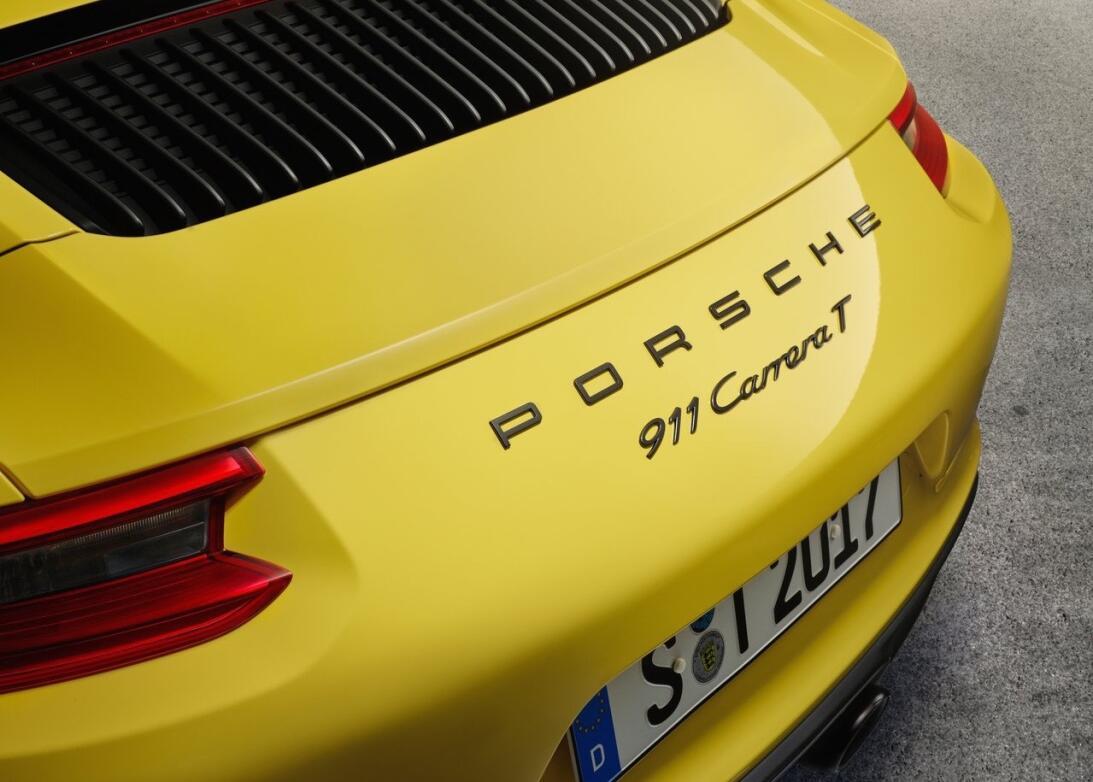 Fotos del nuevo Porsche 911 Carrera T 2018 porsche-911-carrera-t-2018-12...