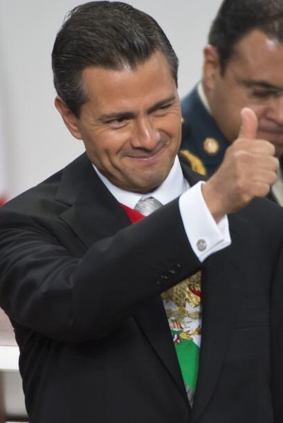 El presidente mexicano Enrique Peña Nieto ha recibido más...