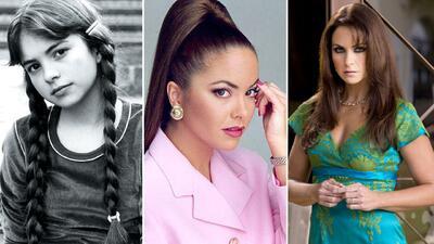 Lucero es una diva de las telenovelas, recuerda su trayectoria