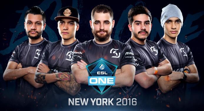 SK-Gaming / ESL One
