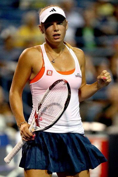 La danesa venció en octavos de final a Svetlana Kuznetsova y ahora esper...