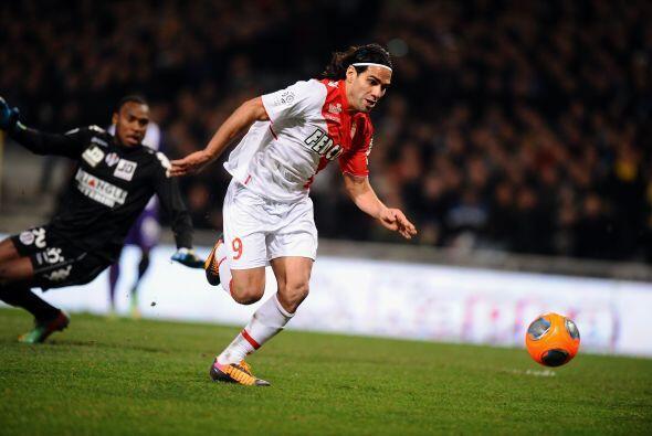 La trágica lesión de Falcao se dio en un partido de la Copa de Francia.