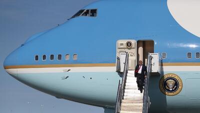 ¿Podrá Trump gastar en viajes en un año más de lo que gastó Obama en 8 a...