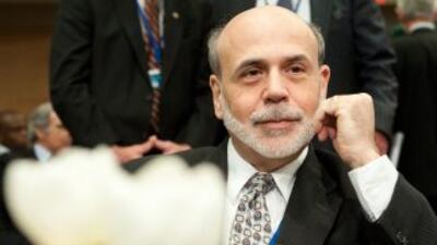La Fed, comandada por Ben Bernanke, ve un riesgo interno por los recorte...
