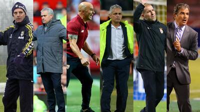 Entrenadores que han conquistado el fútbol sin haberlo jugado de manera profesional