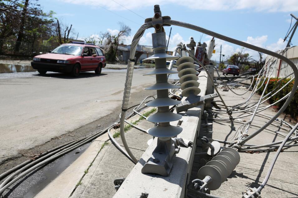 Huracán María Humacao