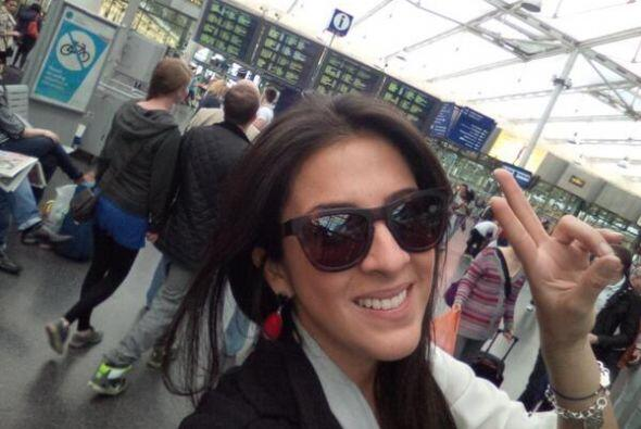 """Hasta la próxima #Manchester! Off to the next train ride adventure #Sun..."