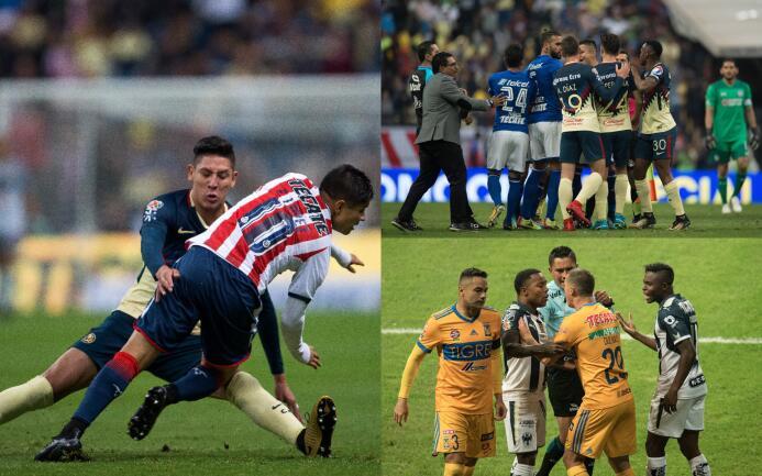 Agenda de los partidos imperdibles: las fechas clave del Clausura 2018 f...