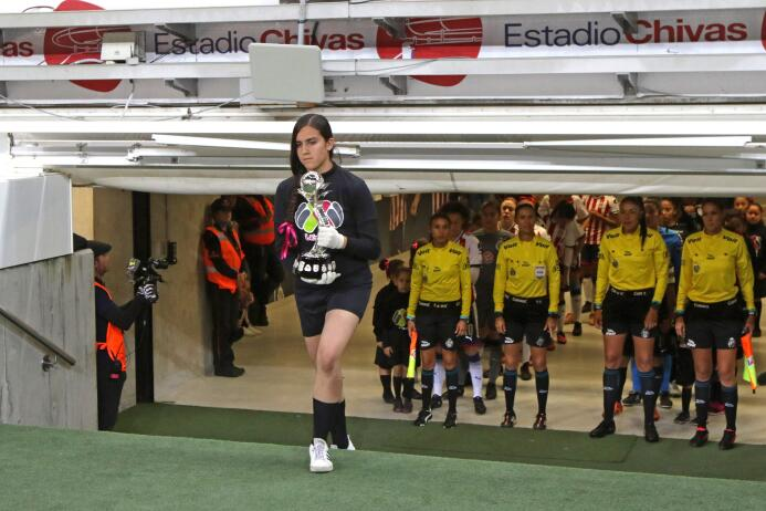 Colo gran final de la Liga MX femenil.