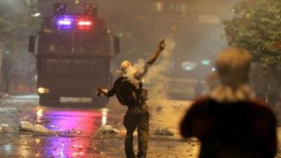 Las protestas en Venezuela se han prolongado por mes y medio.
