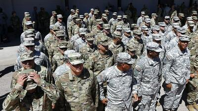 📸 La Guardia Nacional en acción: estas son las últimas operaciones de los soldados que Trump mandará a la frontera