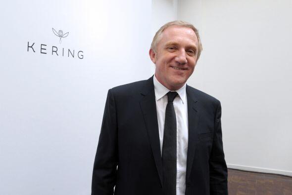 Pinault, considerado uno de los hombres más ricos del mundo, vale 15 mil...