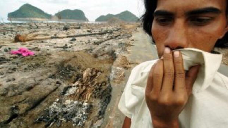Indonesia, India, Sri Lanka y Tailandia fueron, por el número de muertos...