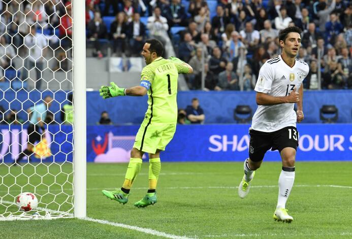 Alemania ganó el título que le faltaba, la Confederaciones AP_1718367372...