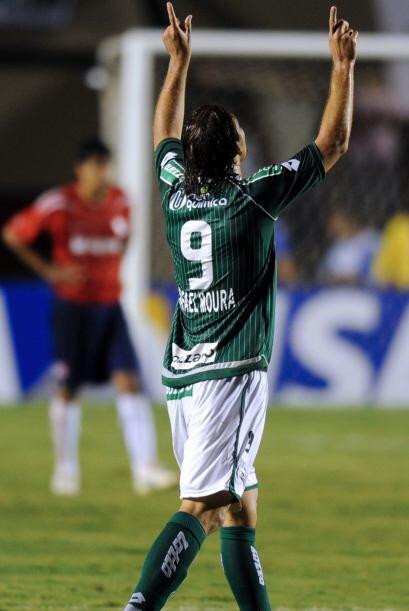 El Goias es la gran sorpresa de Brasil. Además de irse al descenso tuvo...