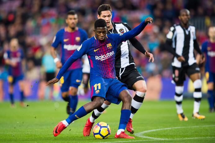 En fotos: Messi comanda la fiesta del Barcelona gettyimages-902229630.jpg