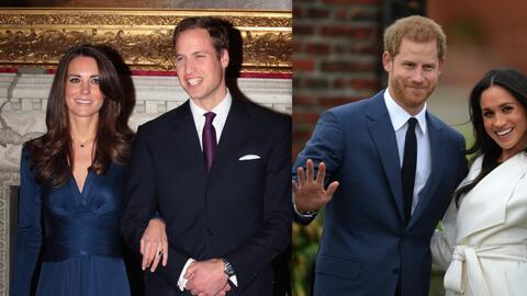 Principe Harry y Principe William