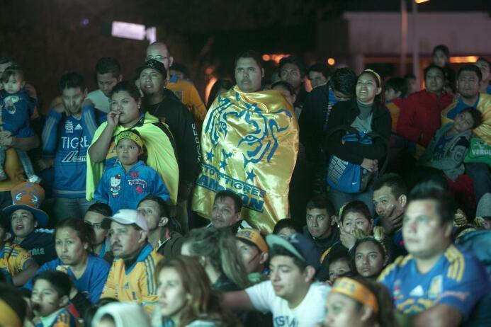 Tigres vive un momento complicado, sigue sin coronarse a nivel internaci...