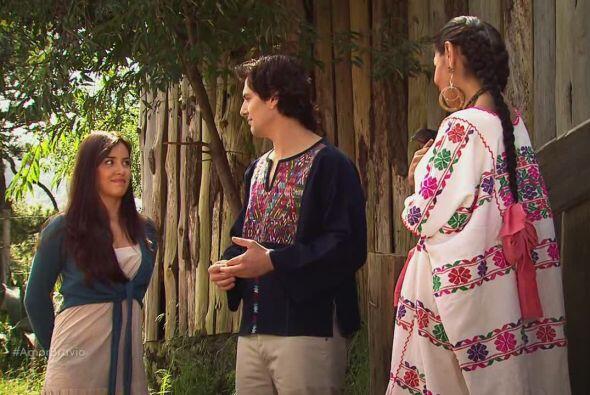 En Chiapas, Luzma conoce a una mujer que podría ayudarla a superar sus p...