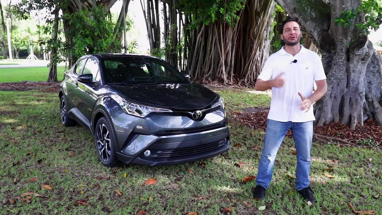 Toyota C-HR 2017 Exterior - A Bordo - Contenido Patrocinado