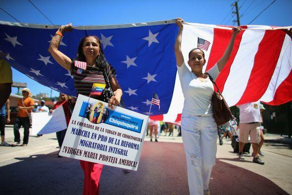 """La marcha es """"un evento histórico, como lo han llamado los o..."""