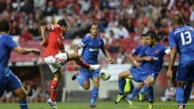 Benfica y Belenenses empataro a un gol.