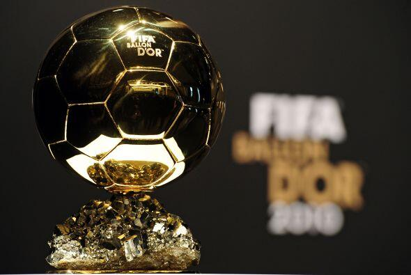 Balón de Oro conferencia