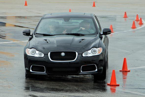 Las clases de la Jaguar Performance Academy incluyen todas las técnicas...