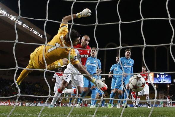 Los boletos del Grupo C se los llevaron  el Mónaco y el Bayer Leverkusen...