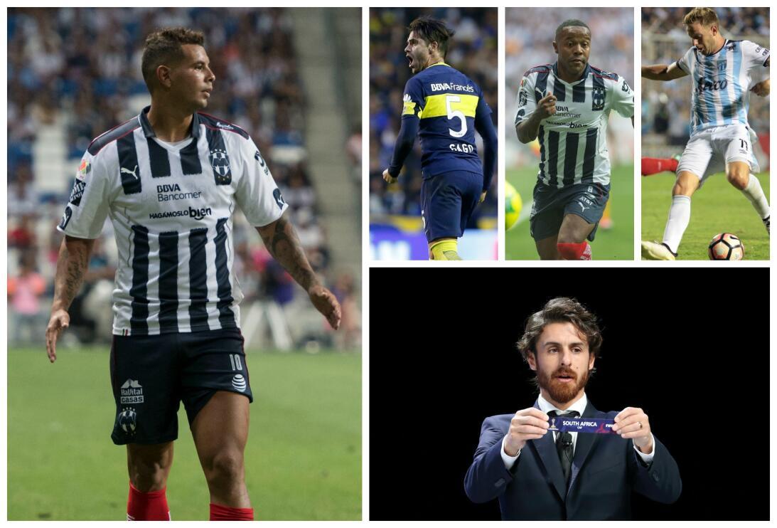 Rumores de fichajes para el apertura 2017 de la Liga MX: América, Chivas...
