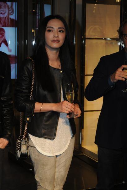 83.- YAO CHEN: Es una galardonada actriz china con el mayor númer...